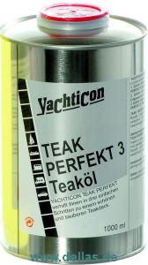 YACHTICON Teak Perfekt Set 3000 ml