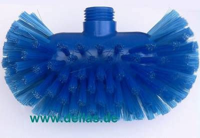 Bürste blau Navyline Igelbürste