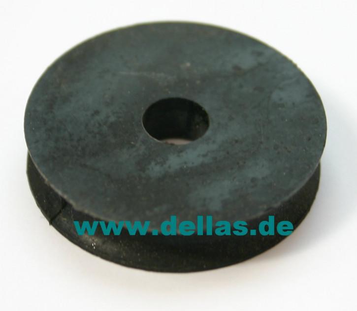 28 mm Kunststoffscheibe Gleitlager, 6,1 mm Bohrung