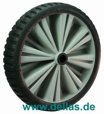 OPTIPARTS Ersatzrad Optiflex Flat Free Spare Wheel 37 cm