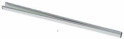 Aluminium Pinne, silber anodisiert, 265 Gramm