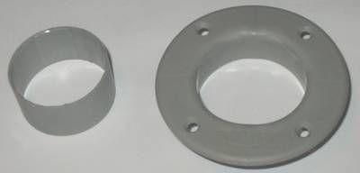 OPTIPARTS Schutz für den Mast (zur Mastführung OPEX1210)
