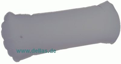 OPTIPARTS Nylon Auftriebskörper, Grau, 43l
