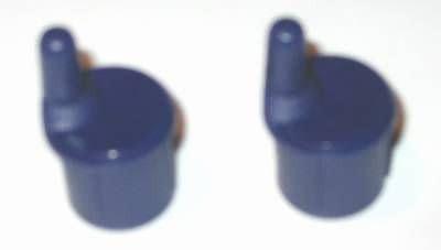 Sprit-Ende Nylon für Standrad-Sprit 25mm -Preis per Set-