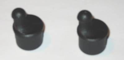 Sprit-Ende Nylon für Regatta-Sprit 27mm -Preis per Set-