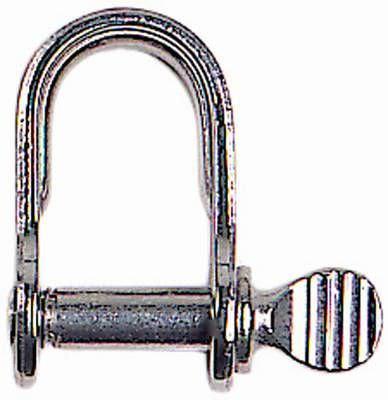 4mm Flachschäkel