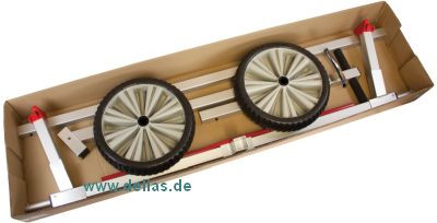Windesign Laser Slipwagen teilbar