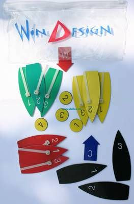 Magnetisches Protest Boote Set