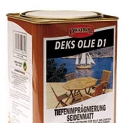 Owatrol Decksolje D1 1 Liter