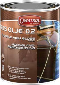 Owatrol Decksolje D2 1 Liter