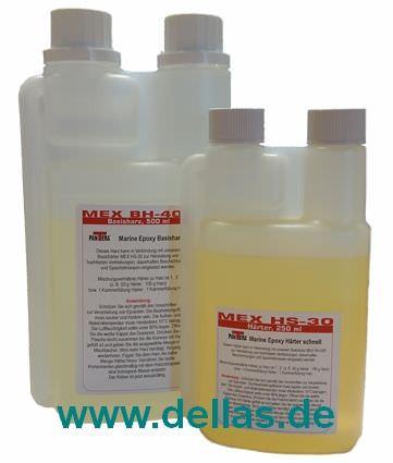 Epoxy Basisharz MEX BH-400 + Härter BS-30 750 ml