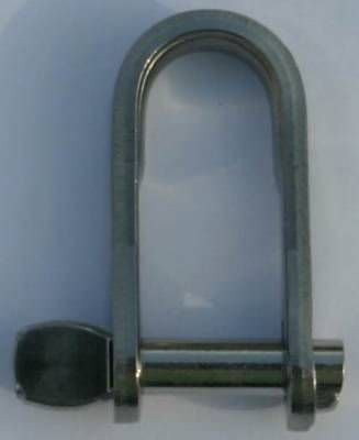 Schlüsselschäkel 5 x 25mm