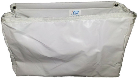 Plastimo Tautasche Weiß PVC
