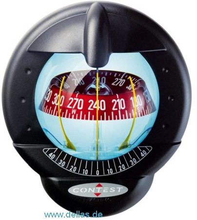 Kompass Plastimo Contest 101 (Modell für gerades Schott)
