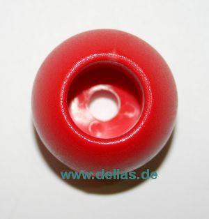 Tauendkugel Rot