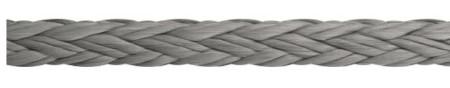 Liros D-Pro Static Dyneema  Silver 3 - 4 mm
