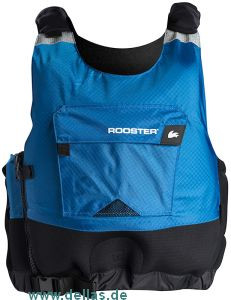 RoosterSailing Regattaweste Side Zip