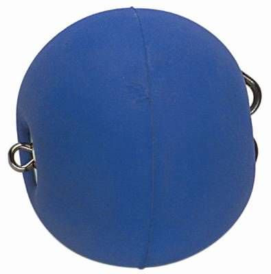 Lenzball, Gummi, blau