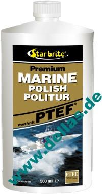 Starbrite® Premium Marine Politur Mit Ptef® 500 ml oder 1 Liter
