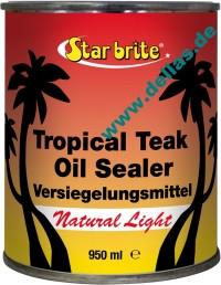 Tropischer Teakholz Versiegeler Hell - Natural Light 950 ml