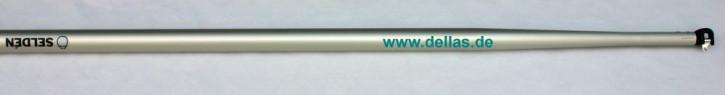Verjüngter Spibaum Selden 1750 mm lang für 420er und Korsar ohne Auge