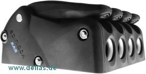 Spinlock XAS Fallenstopper vierifach 4 - 8 mm