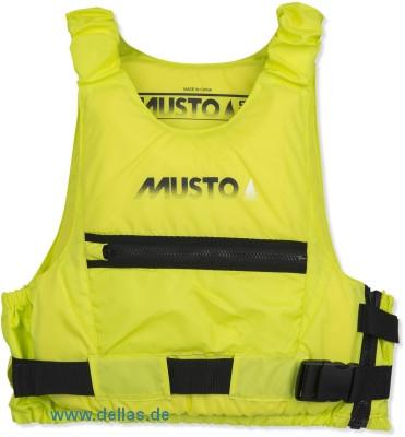 Musto Regattaschwimmweste Championship M/L / Sulphur Spring