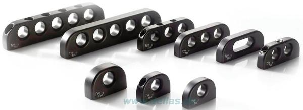 Leitösen - Fairleads von TyeTec® - Montage von oben