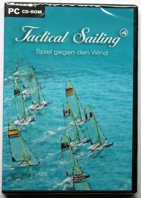 "Taktisches Computerspiel ""Tactical Sailing"""