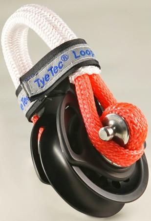 TyeTec® Hochlast-Gleitlager Snatch Block – CODE RED