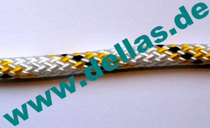 Strecker Passat 5mm USACORD Weiß/Gelb
