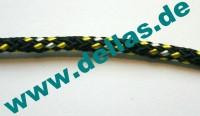 Strecker Passat 5mm USACORD Schwarz/Gelb
