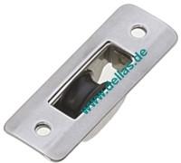 Einlassblock 6mm Schot 22mm Scheibe, Gleitlager