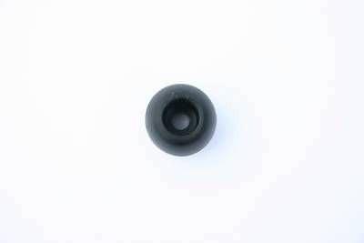 Kugel, schwarz