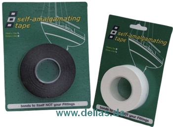 Vulkanisierendes Tape Weiß / 19 mm