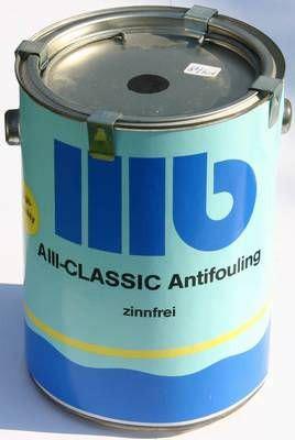 Wohlert AIII-Classic Antifouling 2,5 l