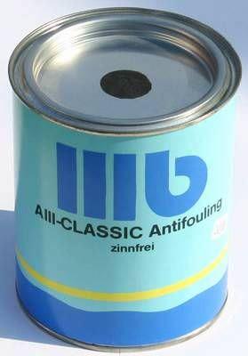 Wohlert AIII-Classic Antifouling 750 ml