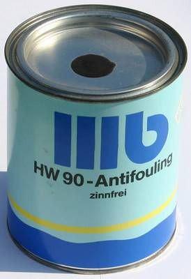 Wohlert HW90-Antifoulling 750 ml