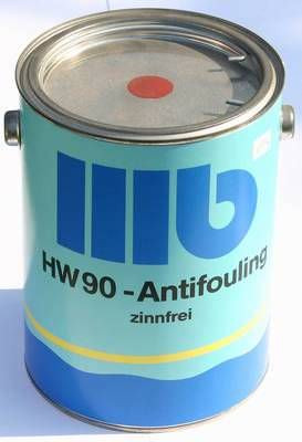 Wohlert HW90-Antifoulling 2,5 l