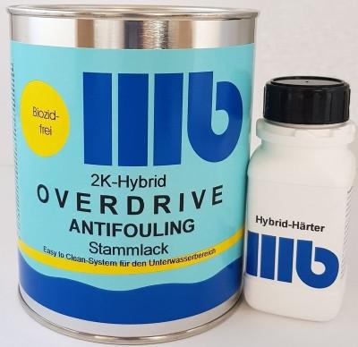 Wohlert 2K-Hybrid Overdrive Antifouling