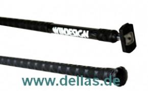 Carbon Deluxe 20 Pinnenausleger 120 cm