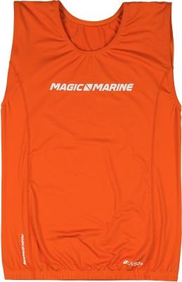 Magic Marine Brand Overtop ohne Ärmel Orange