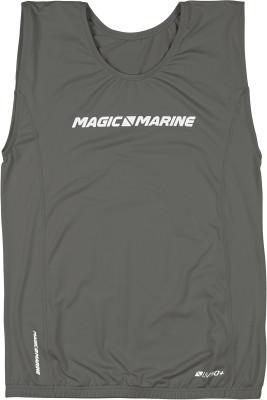 Magic Marine Brand Overtop ohne Ärmel Grau