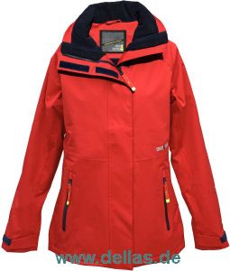 CRAZY4SAILING Coastal-Damen-Jacke BRISBANE