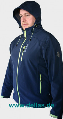 Dry Fashion Softshell-Jacke Amrum