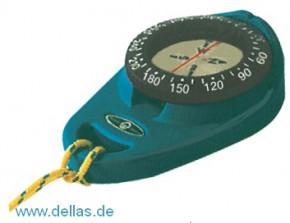 RIVIERA Kompass Orion m. Gummiarmierung, Blau