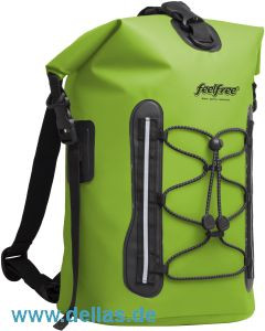 feelfree®GEAR wasserdichter Rucksack GO PACK 20L