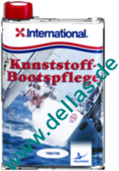 International Kunststoff- Bootspflege 500 ml