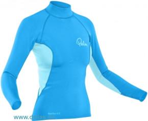 Palm NeoFlex Langarm Neopren Shirt Frauen S