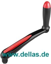 Ronstan Winschkurbel QuickLock Aluminium 200 oder 250 mm lang